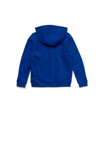 Kid's Fleece Zip-Up Hooded Sweatshirt