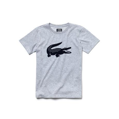 Kid's Sport Technical Jersey Oversized Croc Tennis T-Shirt