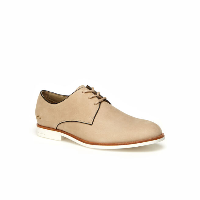 Women's Cambrai Suede Derby Shoes