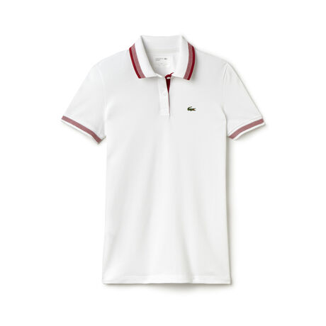 Women's SPORT Contrast Tipped Polo Shirt