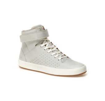 Women's Tamora High-Top Leather Sneakers