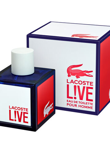 Men's Lacoste L!VE 3.3 oz Spray