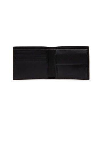 Men's FG Leather Wallet and Key Chain Set
