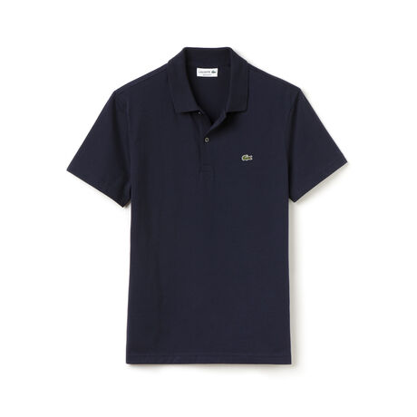 Men's Pima Jersey Polo Shirt