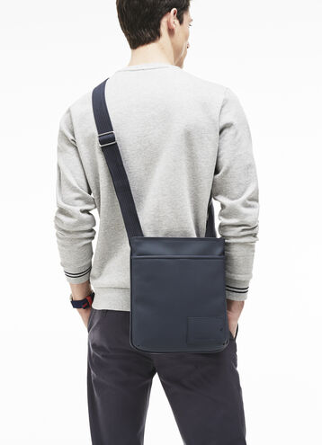 MEN'S CLASSIC FLAT CROSSOVER BAG
