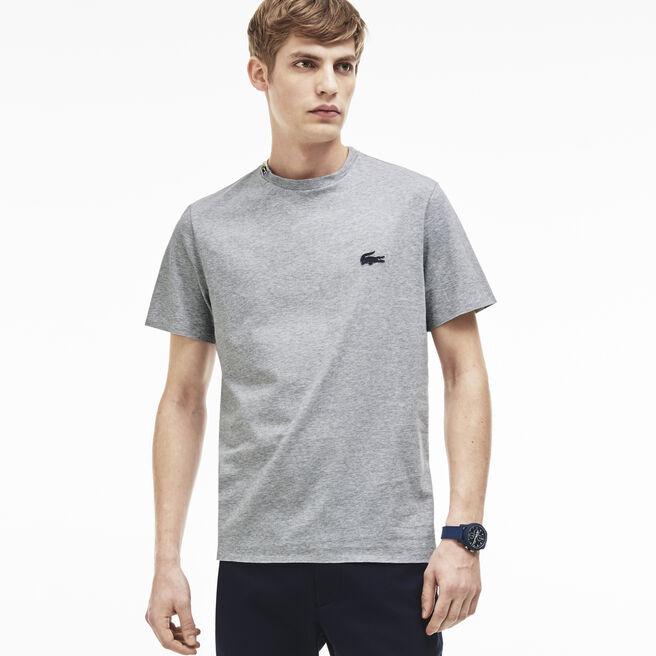 Men's Nautical Rubber Crocodile T-Shirt