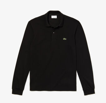 Men's Classic L.12.12 Long Sleeve Piqué Polo Shirt