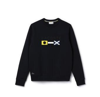 Men's Nautical Fleece Sweatshirt