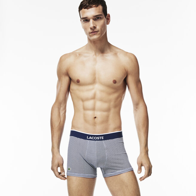 Men's Colors Collection 2-Pack Striped Trunks