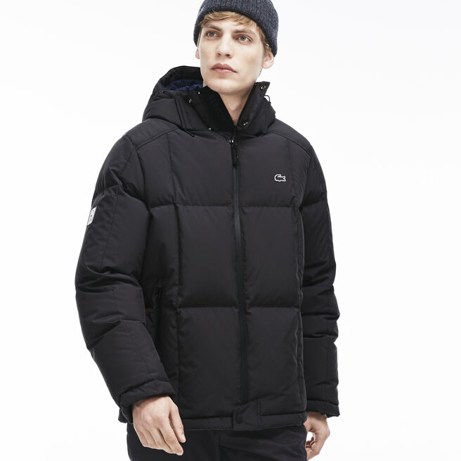 Men's Hooded Down Jacket