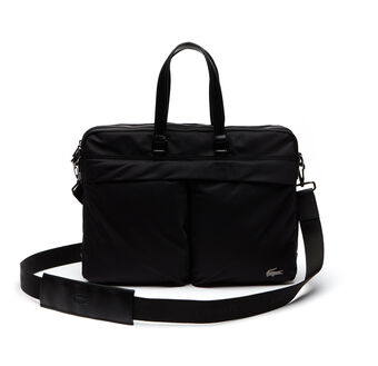Men's Pete Monochrome Computer Bag