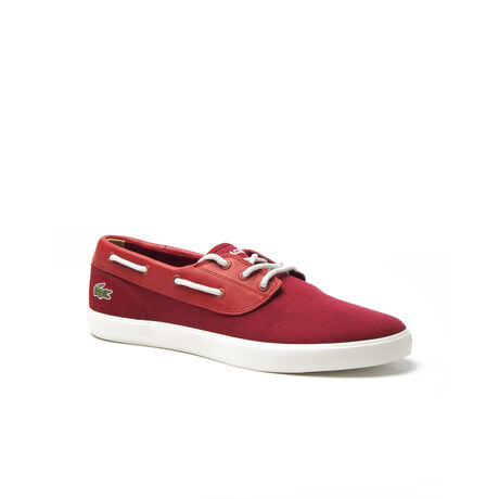 Men's Jouer Deck Canvas Boat Shoes