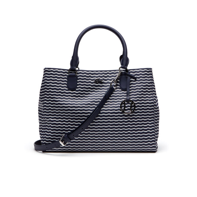 Women's Daily Classic Broken Waves Tote Bag