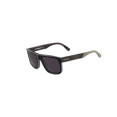 Men's Flattop Rectangle Sunglasses