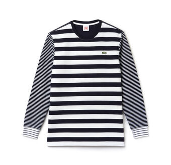 Men's L!VE Mix Stripe T-Shirt