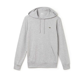Men's Cotton Hooded T-Shirt