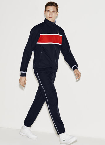 Men's SPORT Colorblock Tennis Tracksuit