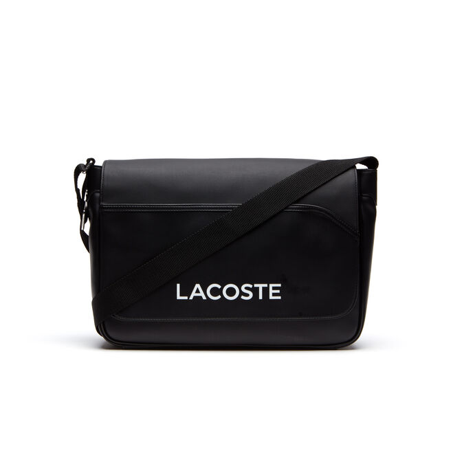 Men's Lacoste SPORT Ultimum Flap Messenger Bag