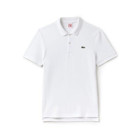 Unisex L!VE Ultra Slim Fit Piqué Polo Shirt