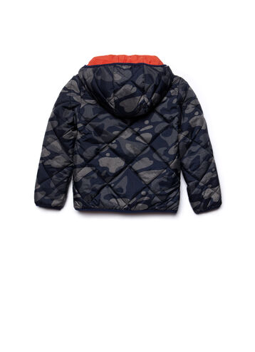 Kids' Reversible Quilted Jacket