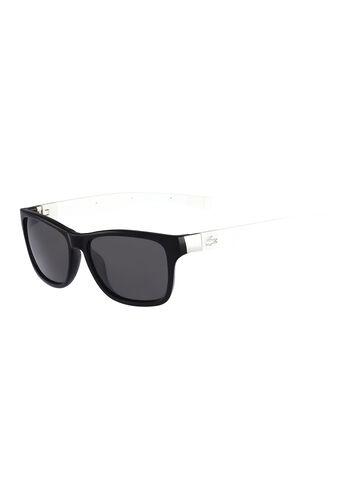 Unisex Metal Temple Sunglasses