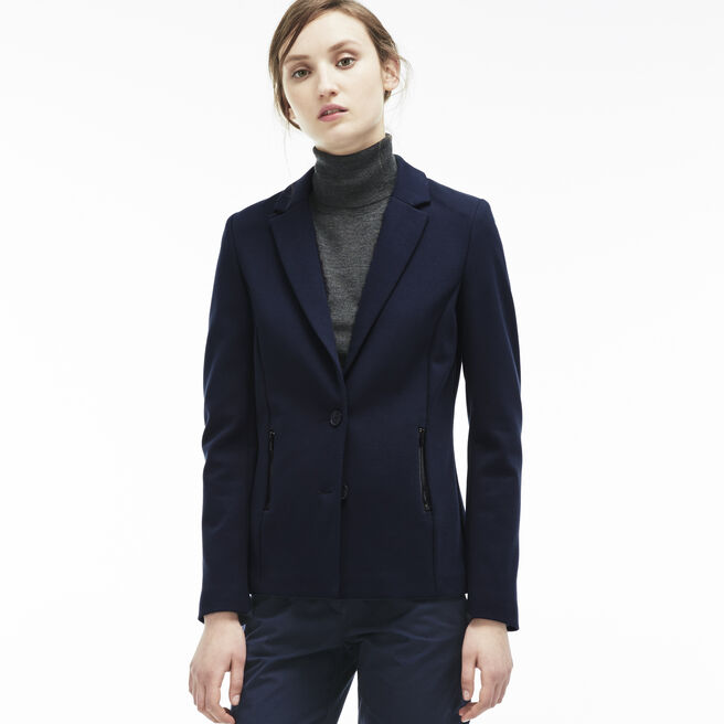 Women's Milano Cotton Stretch Blazer