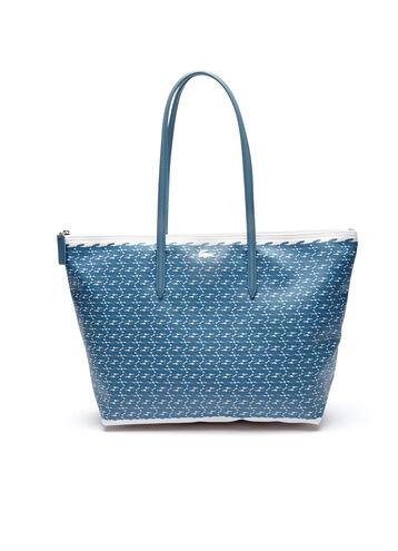 Women's L.12.12 Concept Croc Shopping Bag