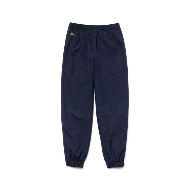 Kids' SPORT Solid Diamond Weave Taffeta Sweatpants