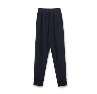 Men's Fashion Show Flowing Fleece Trackpants