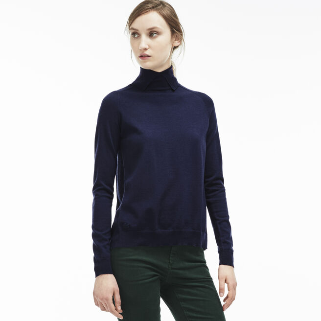 Women's Pleated Back Sweater