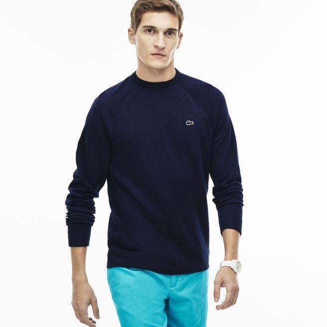 Men's Cotton Fleece Sweatshirt