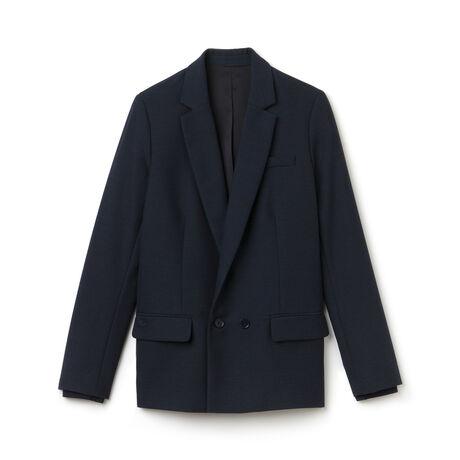 Women's Cotton Wool Caviar Blazer