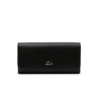 Women's Chantaco Leather Crossover Wallet Clutch