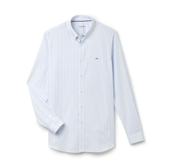 Men's Cotton Striped Shirt