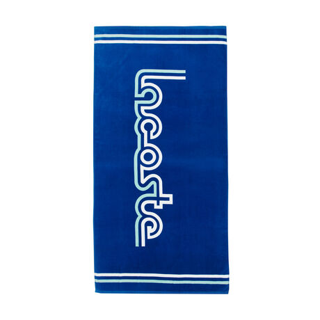 Superscript Beach Towel