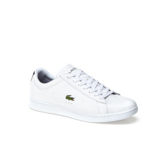 Men's Carnaby Evo Low-Rise Contrast Heel Sneakers