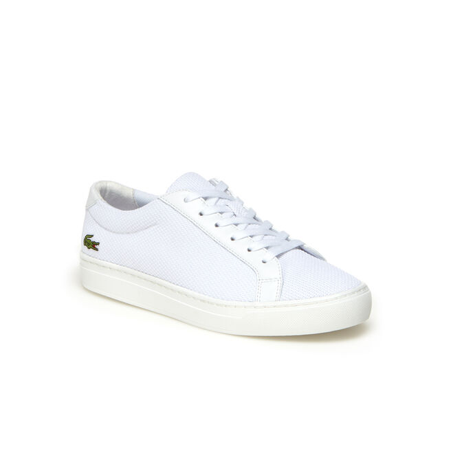 Kid's L.12.12 Textile Sneakers