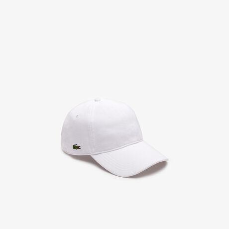 MEN'S COTTON PIQUE CAP