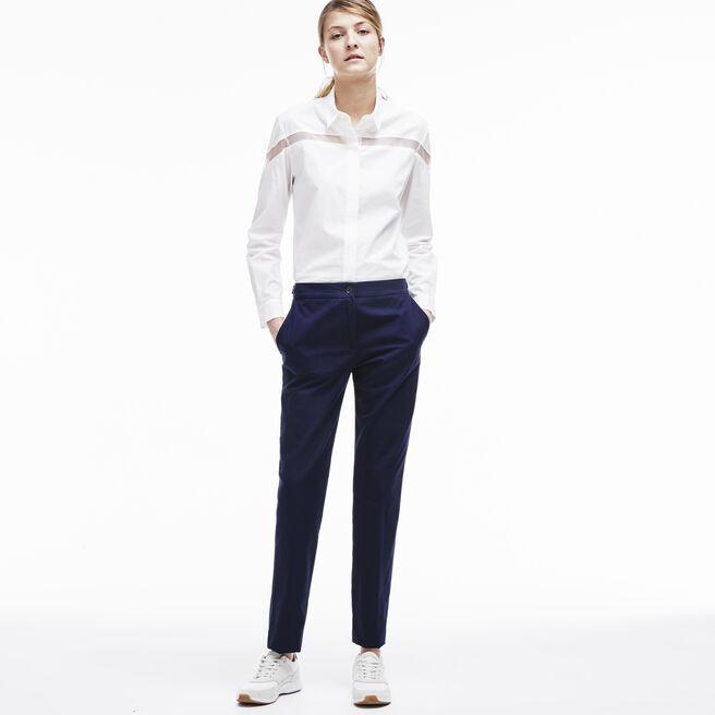 Women's Straight Leg Chino Pants