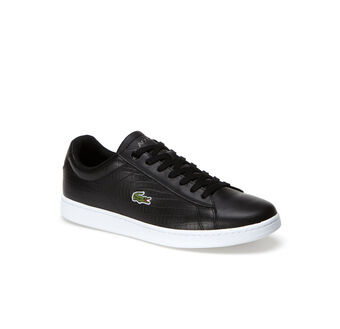 Men's Carnaby Evo Low-Rise Texturized Sneakers