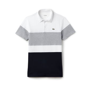 Men's SPORT Color Block Ultra Dry Piqué Golf Polo Shirt