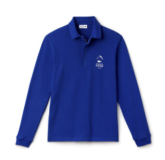 "Men's ""Winter Sport"" Heavy Piqué Polo Shirt"