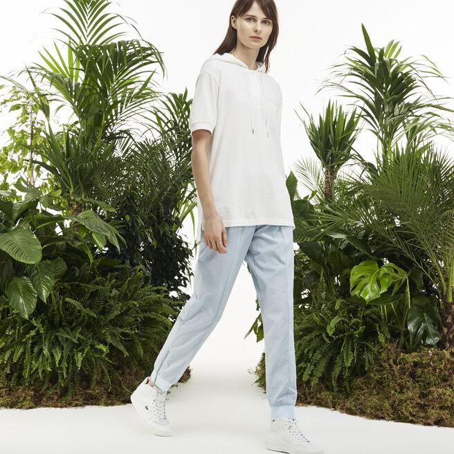 Women's Fashion Show Urban Seersucker Trackpants