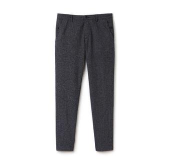 Men's Textured Two Pants