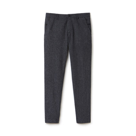 Men's Textured Two Pants