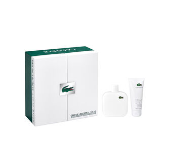 Men's L.12.12 Blanc Gift Set