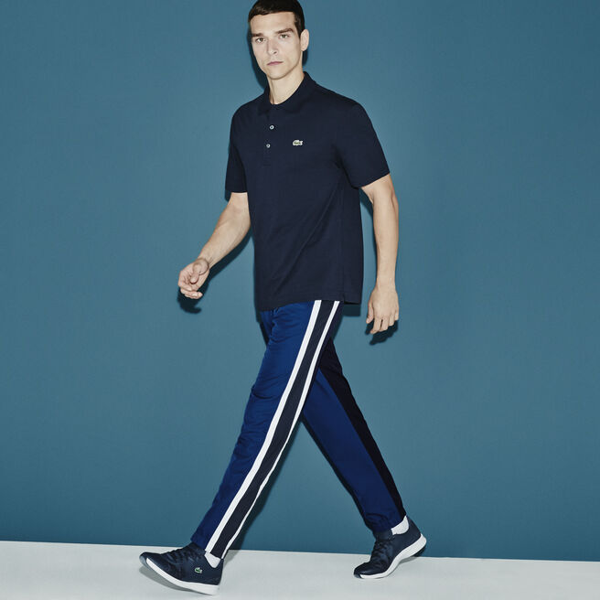 Men's SPORT Tennis Color Block Track Pants