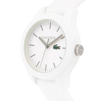 Unisex Lacoste.12.12 White Watch