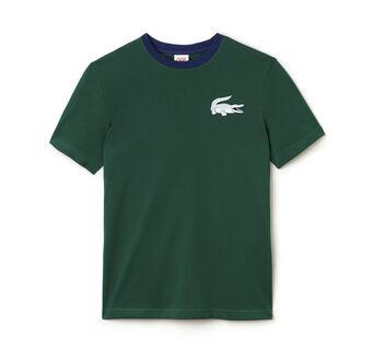 Men's L!VE Silicone Crocodile T-Shirt