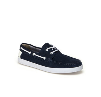 Men's Keellson Suede Boat Shoes